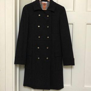 Beautiful brown Tory Burch coat